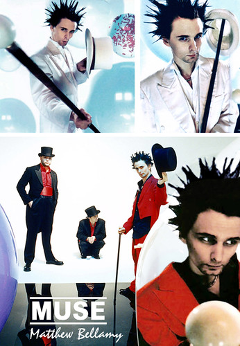 Matthew Bellamy MUSE 06