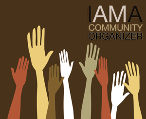 I Am A Community Organizer (300x243)