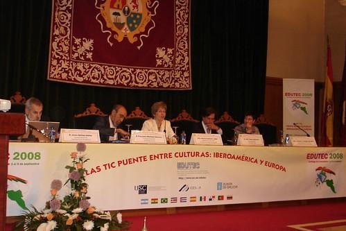 Innauguración EDUTEC 2008