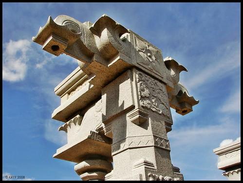 Manimandapam - Pillars
