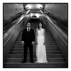 pvs_003-01 (Cylou - www.cyrilfakiri.com) Tags: paris loft train portraits pose gare noiretblanc robe parking exposition mariage quai domus couloir ratp sncf amoureux escaliers bibliothquenationale parisxiii dalleolympiades