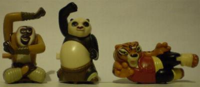 Energizer Kung Fu Panda Toys