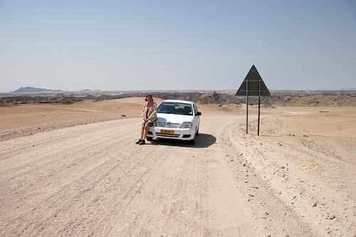 Nambia Namib Drive