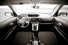 Scion xB interior (ZekaG) Tags: new interior wideangle front scion 2009 xb uwa sigma1020