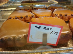 Big Foot, Sultan Bakery