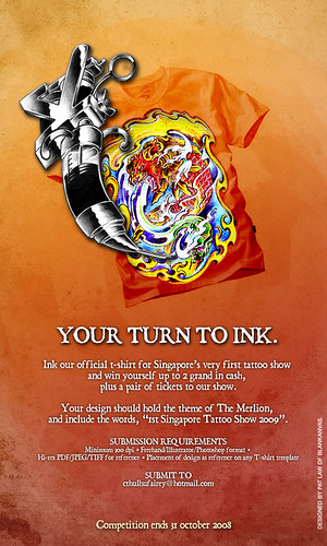 singapore tattoo convention | your