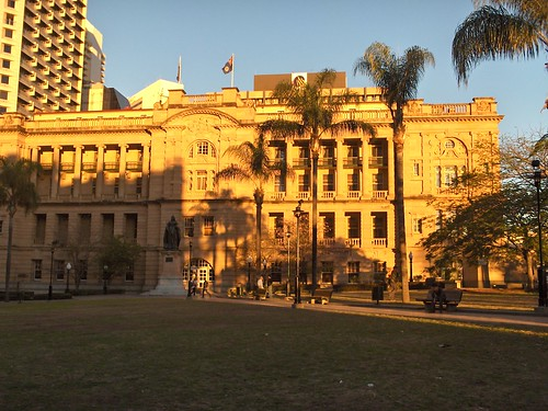 Parlamento Brisbane 3