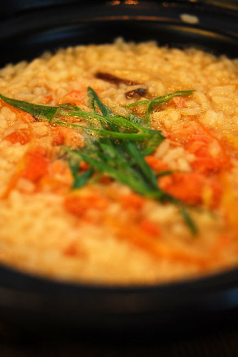Sake Ikura Zousui (salmon and salmon roe porridge) - DSC_1096
