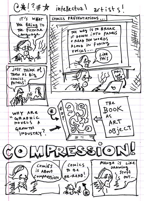 Art Spiegelman Comix 101