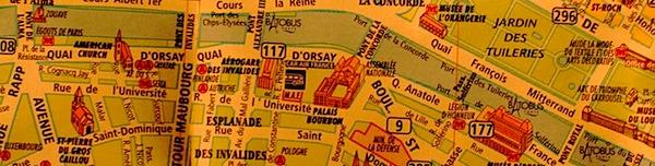 map - 1
