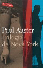 Paul Auster, Trilogia de Nova York