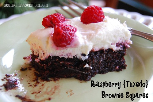 raspberry brownies - Page 206