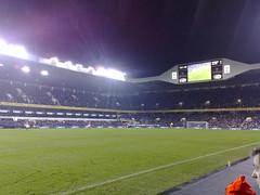 Tottenham 0 x 0 Manchester
