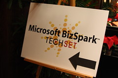 Ignition SF - Microsoft BizSpark & TechSet