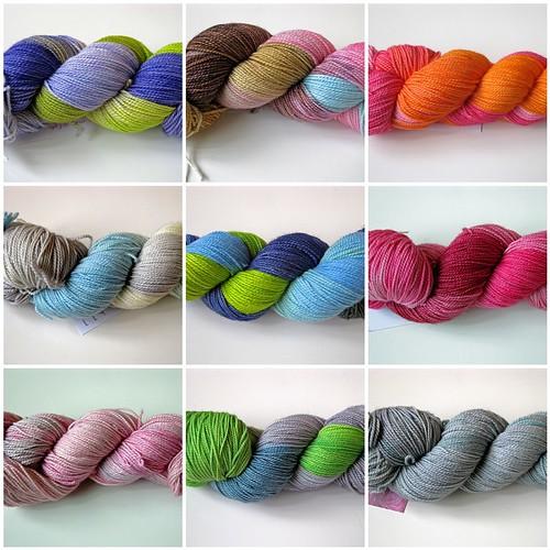 Yarntini Sock