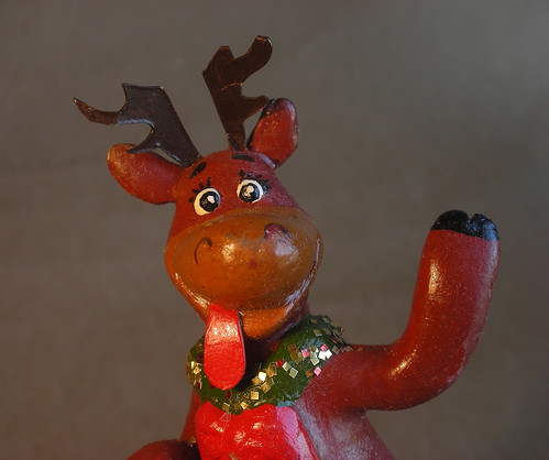 Silly Reindeer Model CU