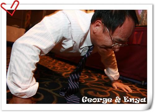 你拍攝的 20081220GeorgeEnya婚宴_Kevin417.jpg。