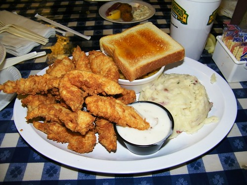The BEST chicken fingers ever!