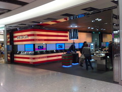 nokia @ heathrow T5