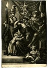 A Fools drunkenness assembly (Kintzertorium) Tags: netherlands amsterdam wine fools jesters mezzotint drunknness 16481695 kintzertorium pietervandenberge