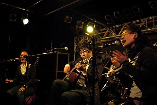 竹森巧 - 中村家祭2008年末SPECIAL