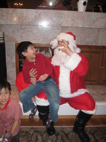 An Asian Santa?
