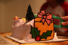 let's cut the cake! (Gng Aiwe) Tags: christmas xmas cake canon 450d img4389