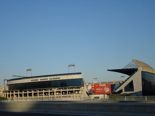 estadio atlético de madrid