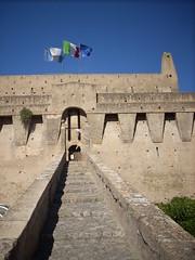 Porto Santo Stefano (Grosseto) - il forte spagnolo (fondelli.nadia) Tags: tuscany toscana forte toskana maremma portosantostefano