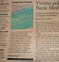 Corporate Tweets