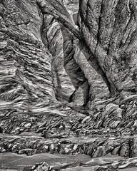 Rocks (artblackandwhite) Tags: ireland blackandwhite bw abstract landscape kerry conceptual platinum limitededition palladium largeformat westcork artprint contactprint digitalnegative altprocess alternativeprocesses paradisi lucaparadisi fineartplatinum