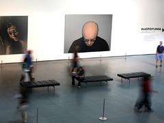 art exhibition (Leo Reynolds) Tags: 0sec hpexif webthing photofunia xratio43x groupphotofunia xleol30x
