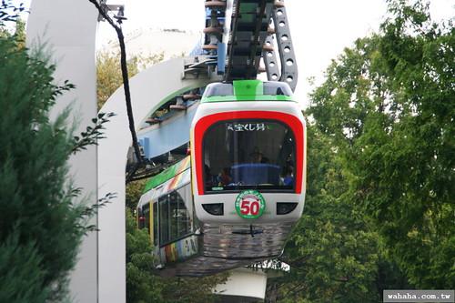 上野動物園單軌電車