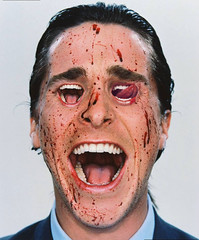American Psycho Eyes (Sebastian Niedlich (Grabthar)) Tags: monster photoshop manipulated mouth eyes photoshopped manipulation freak actor mutant manip photoshopping mutation christianbale americanpsycho patrickbateman grabthar sebastianniedlich freakingnews