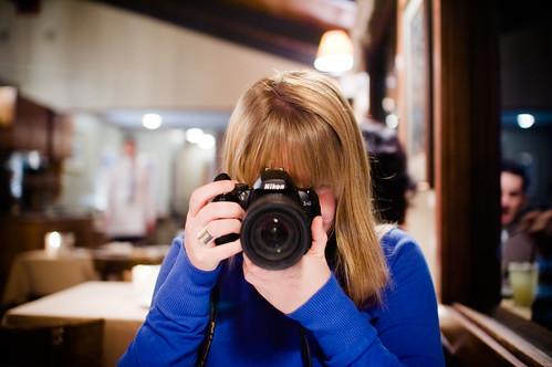 You Taking A Picture Of Me Taking A Picture Of You