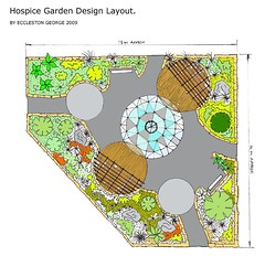Hospice Garden Layout 4