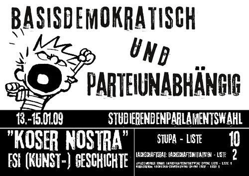 Die FSI Geschichte - Basisdemokratisch und parteiunabhängig!