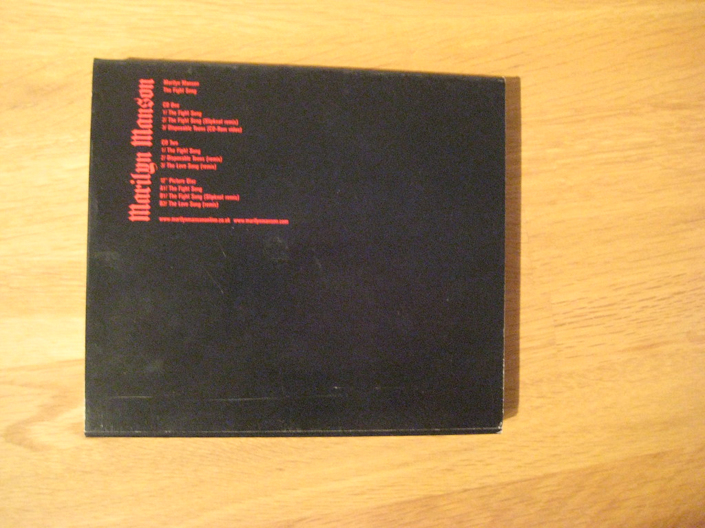 The Fight Song - Slipcase