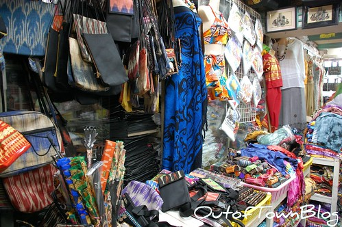 Davao Aldevinco shopping center Batik Store