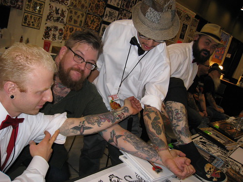 New Life Tattoo Crew @ Star of Texas Tattoo Art Revival 2009