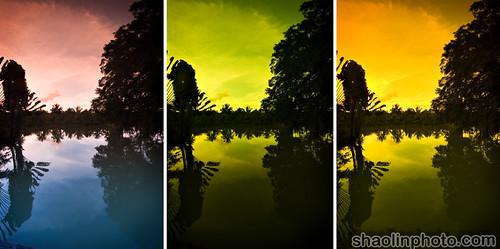 Cokin Filter Triptych