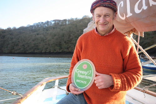 Green Tourism Award for Classic Sailing