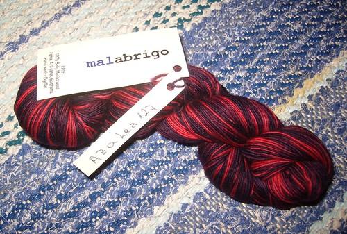 malabrigo lace baby merino wool