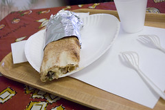 Gyros at Tony's Deli