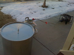 Getting ready to make a pale ale