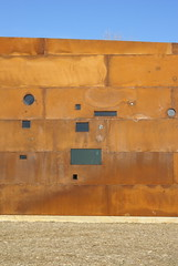 DSC06847 (hellothomas) Tags: dallas antoinepredock corten archidose trinityriverauduboncenter brwarchitects