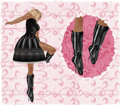 a-bomb ballet shoes