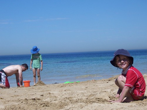 Sandcastles at Queenscliff_7650
