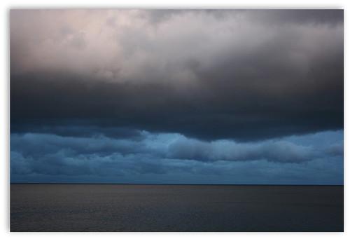 Du bleu dans mes nuages
