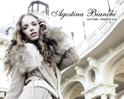 Agostina Bianchi catalógo winter 2009/2010